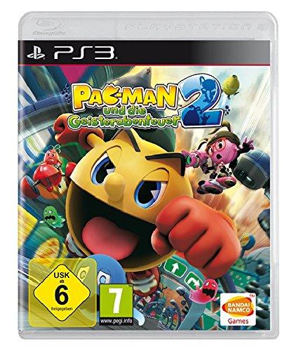 Pac-Man und die Geisterabenteuer 2 [Playstation 3] (Kinder-spiele Für Ps3)