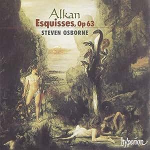 Charles Valentin Alkan: Esquisses Op.63