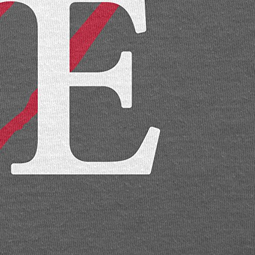 TEXLAB - Mutant Love - Herren T-Shirt Grau
