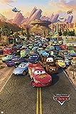 Close Up Poster Disney Cars - Personaggi (61cm x 91,5cm)
