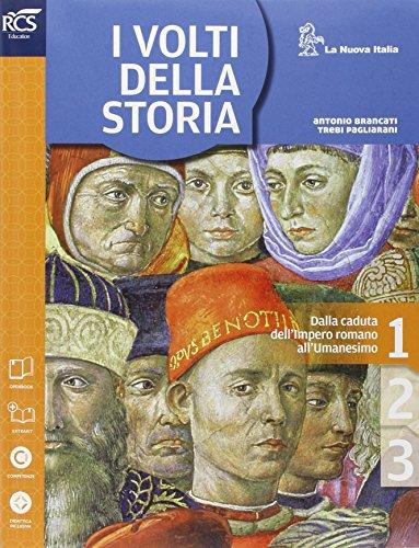 I volti della storia. Atlante storico-Cittadinanza. Per la Scuola media. Con e-book. Con espansione online: 1
