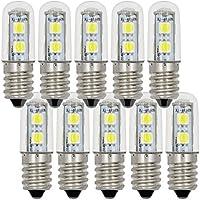 E14 Mini LED Kühlschrank Leuchtmittel Glühbirne SMD Kaltweiß Warmweiß Birne
