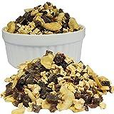 Schecker Obstmischung für Hunde 500g Ideal zur Aufwertung beim Barfen aus Banane, Pfirsich, Apfel, Birne, Dattel und Cranberry der als geschmackliche Abwechslung bei der täglichen Fütterung