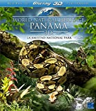 World Natural Heritage: Panama (Blu Ray 3D + Blu Ray) [Blu-ray] [Import anglais]