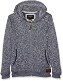 Quiksilver Boys' Keller Zip Youth Fleece Top