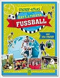 Sticker-Atlas Fußball