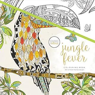 Kaisercraft Jungle Fever Coloring Book,