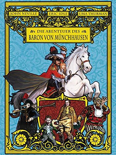 Adventures of Baron Munchausen, The