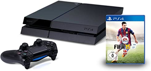 PlayStation 4 - Konsole inkl. FIFA 15