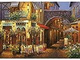 Heidi heidi4456Au Comte Roger Neon Art Puzzle (1000Teile)