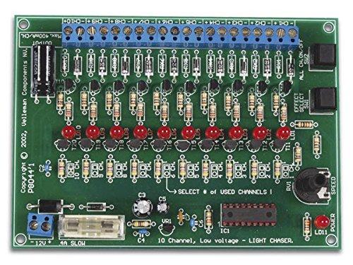 Generator von Lichteffekten bis 10Kanäle, 12V-k8044 -