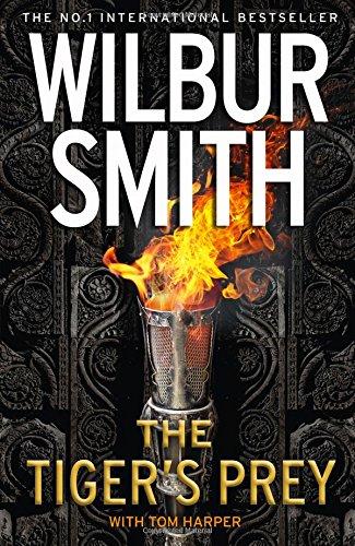 The Tiger´S Prey (The Courtney series) por Wilbur Smith
