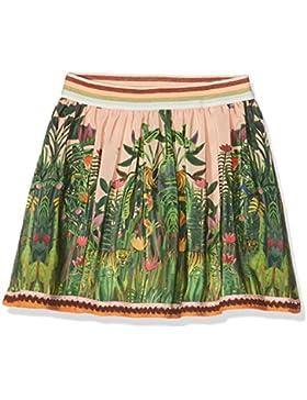Scotch & Soda R'Belle Mädchen Rock Skirt with Jungle Print