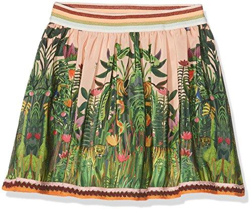 Scotch R'Belle Mädchen Rock Skirt with Jungle Print