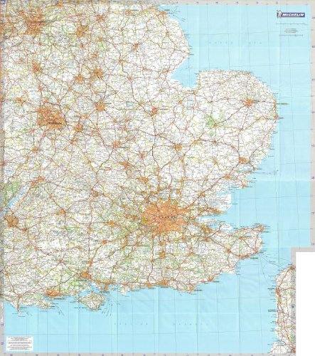 michelin-regional-wall-map-of-south-east-england-the-midlands-east-anglia-a-encapsulated-in-gloss-pl