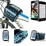 Fahrrad Rahmentasche für Siswoo R9 Darkmoon,