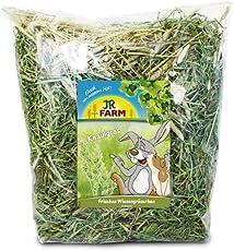 JR Farm Fresh Gr s Hay with Knaul Meadow Grass 300G