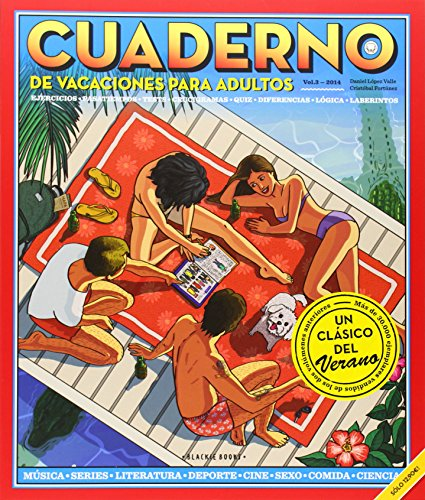 Cuaderno Blackie Books, volumen 3 par Cristóbal Fortúnez Daniel López Valle