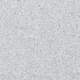 Moosgummi Glitter 20x30cm Silber