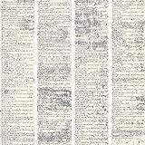murando - PURO TAPETE - Realistische Tapete ohne Rapport und Versatz - Kein sich wiederholendes Muster - 10m Vlies Tapetenrolle - Wandtapete - modern design - Fototapete - Romeo und Julia Shakespeare m-A-0588-j-b