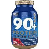 Nutrisport 90+ Protein Chocolate Powder 908g: Amazon.es ...