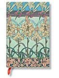 Mucha Tiger Lily Notebook Minio