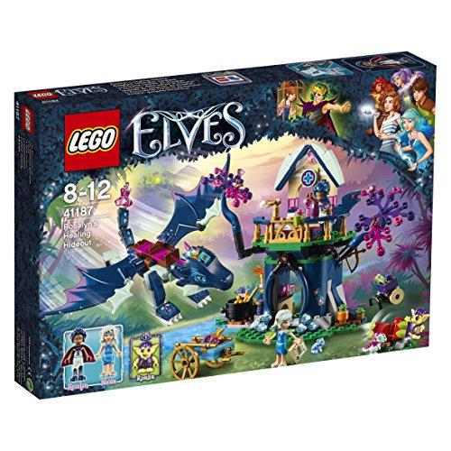 LEGO - 41187 - Elves - Jeu de Construction - L'infirmerie cachée de Rosalyn