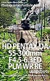 Foton Electric Photo Books Photographer Portfolio Series 039 PENTAX HD PENTAX-DA 55-300mm F4.5-6.3ED PLM WR RE snapshots: using PENTAX K-70 (English Edition)