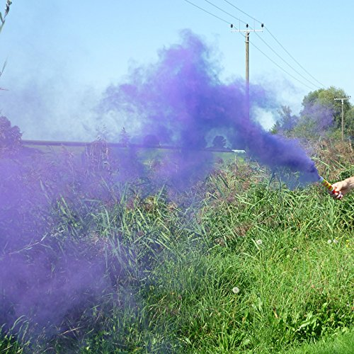 Raucherzeuger Mr. Smoke Typ 1 in Violett