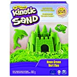 Kinetic Sand Arena limpia, color verde (Spin Master 6028532)