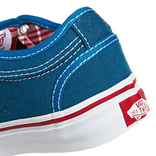 Kinder Skateschuh Vans Chukka Low Skateshoes Boys (oxford) sky blue/red