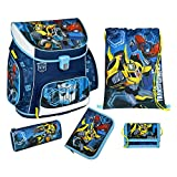Scooli Schulranzen-Set - Transformers - Campus Up - 5 Teile
