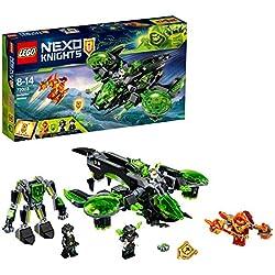 Lego Nexo Knights - Attentatore Berserkir, 72003