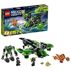 LEGO- Nexo Knights Attentatore Berserkir, Multicolore, 72003  LEGO