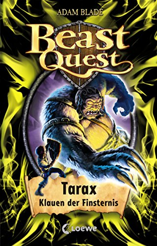 beast-quest-21-tarax-klauen-der-finsternis-german-edition