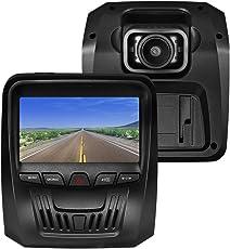 RegeMoudal Dashcam Autokamera Full HD 1080P Auto Dash Camera mit Bewegungserkennung,3 Zoll LCD-Bildschirm, WDR, Weitwinkelobjektiv, Parkmonitor, Loop-Aufnahme, Nachtsicht und G-Sensor