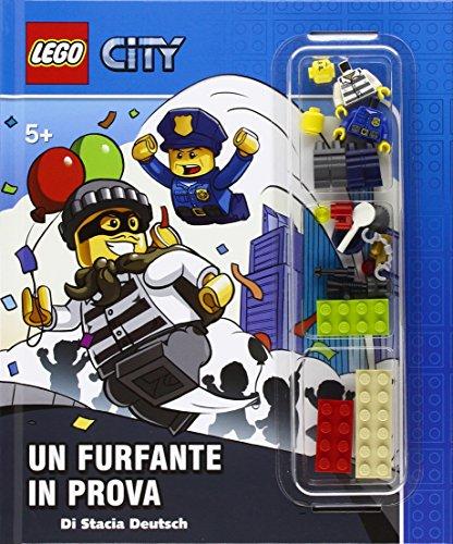 Un furfante in prova. Lego City. Con gadget: 2