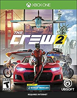 The Crew 2 - Day One Edition for Xbox One (B072MM521W) | Amazon Products