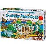 Brand New Decorate the World Unique Style Swamp Monsters - Pre-Historic Pets
