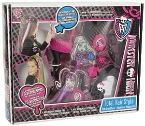 Monster High Hair Studio