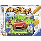 """Ravensburger 00521 - tiptoi Spiel """"In Deutschland unterwegs"""""""