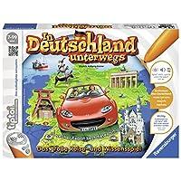 Ravensburger-00521-tiptoi-Spiel-In-Deutschland-unterwegs