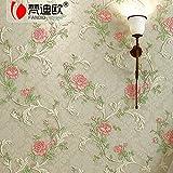 BTJC? preocupación pequeño fresco papel pintado papel pintado 35d papel Plain rústico dormitorio salón TV fondo el empapelado papel pintado para pared
