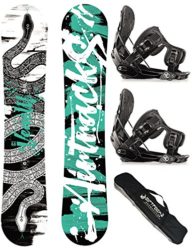 airtracks-snowboard-set-board-venom-wide-156-softbindung-flow-five-l-sb-bag