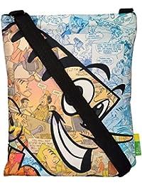 Eco Corner Women's Sling Bag (Multi-Coloured, 4223)