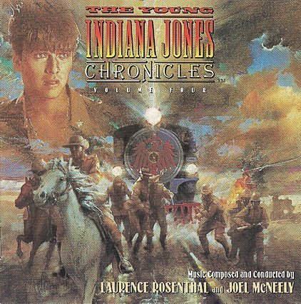 The Young Indiana Jones Chronicles: Volume Four (television Series) By Unknown (1994-03-01) Picture