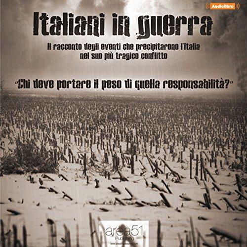 Italiani in guerra  Audiolibri