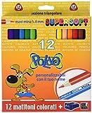 Koh-I-Noor DHD3482ESP -  12  Juegos de lápices con 12 colores por cada paquete