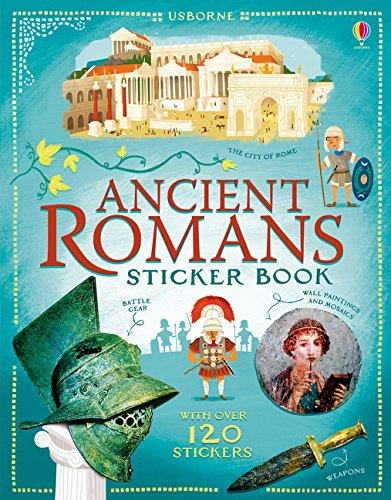 Ancient Romans Sticker Book (Information Sticker Books)