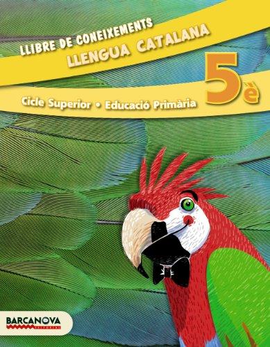 Llengua catalana 5è cs llibre de coneixements (ed 2014) (materials educatius - cicle superior - llengua catalana) - 97